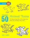 Draw 50 Animal 'Toons (eBook, ePUB)