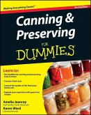 Canning and Preserving For Dummies (eBook, ePUB)