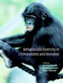 Behavioural Diversity in Chimpanzees and Bonobos (eBook, PDF)