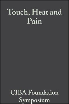 Touch, Heat and Pain (eBook, PDF)