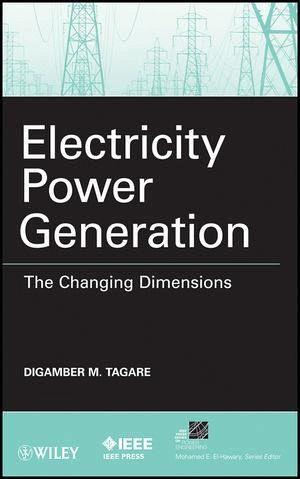 Electricity Power Generation (eBook, PDF) von Digambar M