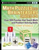 Math Puzzles and Brainteasers, Grades 6-8 (eBook, ePUB)
