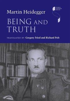 Being and Truth (eBook, ePUB) - Heidegger, Martin