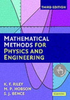 Mathematical Methods for Physics and Engineering (eBook, PDF) - Riley, K. F.