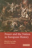 Power and the Nation in European History (eBook, PDF)