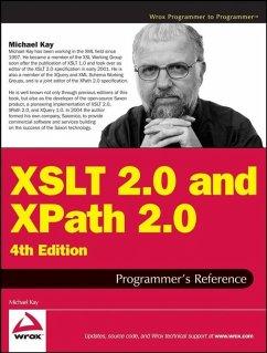 XSLT 2.0 and XPath 2.0 Programmer's Reference (eBook, PDF) - Kay, Michael
