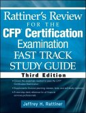 Rattiner's Review for the CFP(R) Certification Examination, Fast Track, Study Guide (eBook, ePUB)