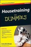 Housetraining For Dummies (eBook, PDF)