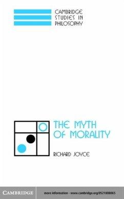 Myth of Morality (eBook, PDF) - Joyce, Richard