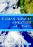 Human Impacts on Weather and Climate (eBook, PDF)