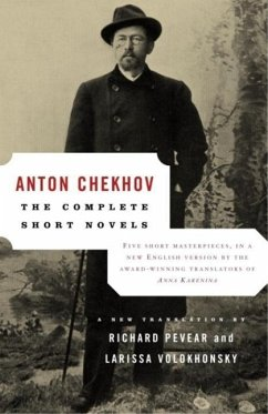 The Complete Short Novels (eBook, ePUB) - Chekhov, Anton