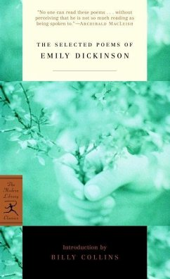 The Selected Poems of Emily Dickinson (eBook, ePUB) - Dickinson, Emily