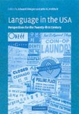 Language in the USA (eBook, PDF)