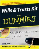 Wills and Trusts Kit For Dummies (eBook, ePUB)