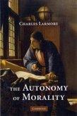 Autonomy of Morality (eBook, PDF)