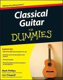 Classical Guitar For Dummies (eBook, ePUB)