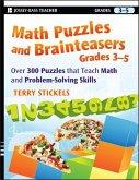 Math Puzzles and Brainteasers, Grades 3-5 (eBook, ePUB)