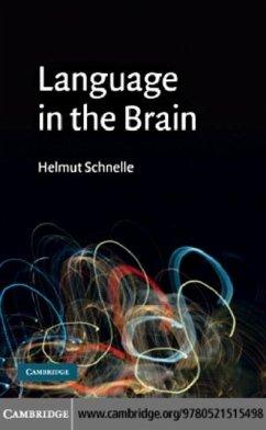 Language in the Brain (eBook, PDF) - Schnelle, Helmut