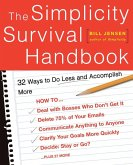 The Simplicity Survival Handbook (eBook, ePUB)