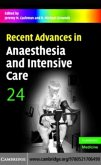 Recent Advances in Anaesthesia and Intensive Care: Volume 24 (eBook, PDF)