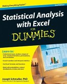 Statistical Analysis with Excel For Dummies (eBook, ePUB)
