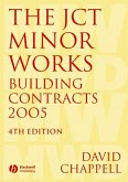 The JCT Minor Works Building Contracts 2005 (eBook, PDF)