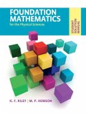 Student Solution Manual for Foundation Mathematics for the Physical Sciences (eBook, PDF)