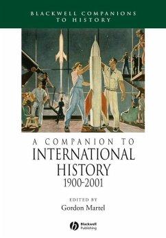 A Companion to International History 1900 - 2001 (eBook, PDF)