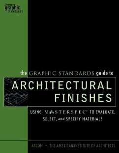 The Graphic Standards Guide to Architectural Finishes (eBook, PDF)