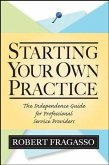 Starting Your Own Practice (eBook, PDF)