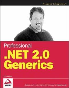 Professional .NET 2.0 Generics (eBook, PDF) - Golding, Tod