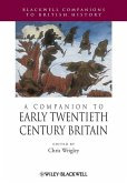 A Companion to Early Twentieth-Century Britain (eBook, PDF)