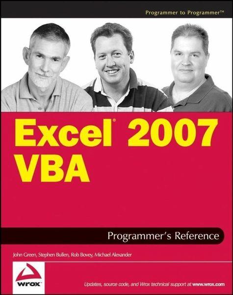 excel 2007 vba for dummies pdf