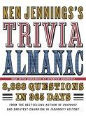 Ken Jennings's Trivia Almanac (eBook, ePUB)