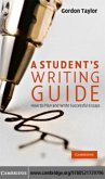 Student's Writing Guide (eBook, PDF)