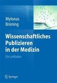 Wissenschaftliches Publizieren in der Medizin