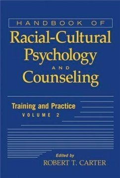 Handbook of Racial-Cultural Psychology and Counseling, Volume 2 (eBook, PDF)