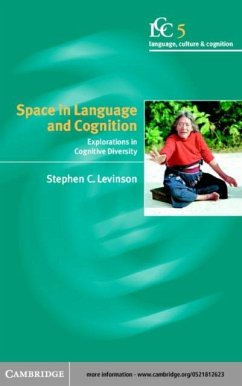 Space in Language and Cognition (eBook, PDF) - Levinson, Stephen C.