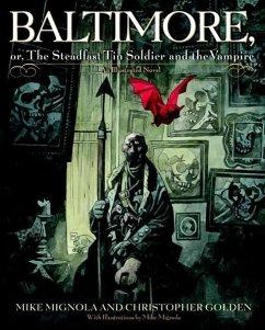 Baltimore, (eBook, ePUB) - Golden, Christopher; Mignola, Mike
