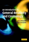 Introduction to General Relativity and Cosmology (eBook, PDF)