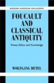Foucault and Classical Antiquity (eBook, PDF)