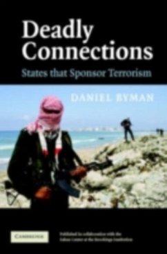 Deadly Connections (eBook, PDF) - Byman, Daniel