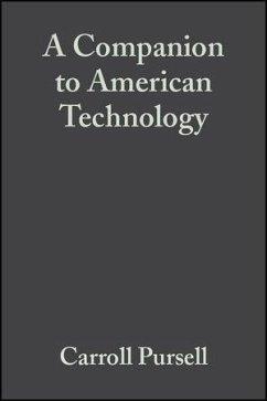 A Companion to American Technology (eBook, PDF)