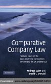 Comparative Company Law (eBook, PDF)