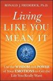 Living Like You Mean It (eBook, PDF)