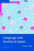 Language and Society in Japan (eBook, PDF)