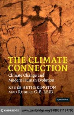 Climate Connection (eBook, PDF) - Hetherington, Renee