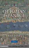 Social History of Ottoman Istanbul (eBook, PDF)