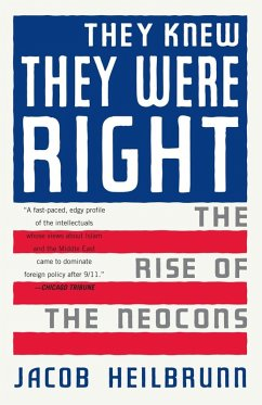 They Knew They Were Right (eBook, ePUB) - Heilbrunn, Jacob