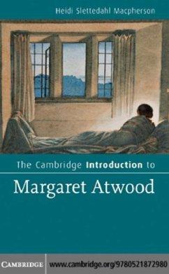 Cambridge Introduction to Margaret Atwood (eBook, PDF) - Macpherson, Heidi Slettedahl